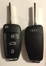 Clé Vierge Complète Audi A3 S3 RS3 TT TTS TTRS 8P0837220D  Testé + Logo A3/S3/TT