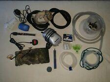 Fish Tank Air Pump Hailea Fluval Adaptor Pipe Hose Heather Timer accessories mix