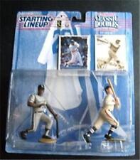 1997 Starting Lineup SLU Baseball Classic Doubles Babe Ruth & Frank Thomas MOC