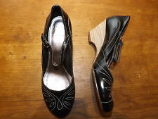 Marks and Spencer Mid Heel (1.5-3 in.) Wedge Shoes for Women
