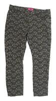 Womens George Beige Denim Jeans Size 16/L27
