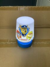 Paw Patrol Table Lamps/kids/party X6