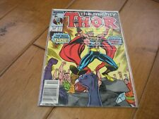 Thor #384 (1962 Series) Marvel Comics 1st App. Future Thor Dargo Ktor VF/NM