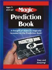 MAGIC PREDICTION BOOK Easy Beginner Pocket Mental Trick Cartoon Flip Pictures