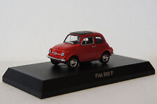 KYOSHO~ FIAT 500F (R) ~ 1/64 Scale Minicar Collection (Free Shipping)
