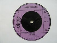 """RONNIE WILLIAMS Dreamin'/Ain't No Sin To Lie UK 7"""" EX Cond"""
