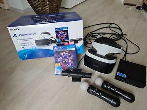 Playstation VR Bundle / VR Brille +Kamera +Motion Controller +VR Worlds