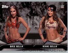 2016 WWE Divas Revolution Rivalries #7 Nikki Brie Bella