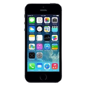 Apple iPhone 5s - 32GB - Space Gray (Unlocked) A1453 (CDMA + GSM)