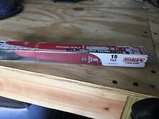 """Diablo 8/10 TPI 9"""" Thick Metal Cutting Blades 15 Pack DS0908BFD15"""