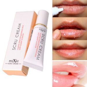 Lip Lightening Gel Scrub New Removes Dark Lips & Nicotine Stains From Lips Cream