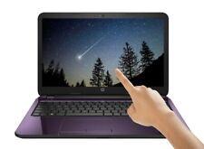 HP Notebook 15.6 HD TOUCHSCREEN AMD A8 Quad-Core 2.30GHz 8GB RAM 1TB SSD Win 8.1