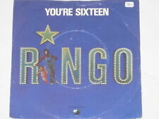 "RINGO STARR -You're Sixteen- 7"" 45"