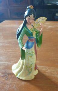 Disney Showcase Collection Mulan Figureine 4045773 Figure NEW