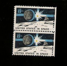 US STAMPS 1435 Achievement In Space PAIR, Mint NH OG FREE SHIP