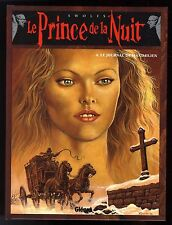 PRINCE DE LA NUIT (LE)    T4 LE JOURNAL DE MAXIMILIEN   SWOLFS   EO 1999  GLENAT