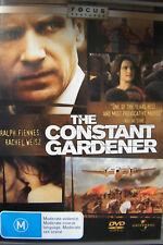 DVD The Constant Gardener Ralph Fiennes Region 4