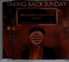 (BH32) Taking Back Sunday, Make Damn Sure - 2006 DJ CD