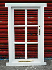 Traditional Timber Georgian Style Casement Window Made To Measure! High Quality!
