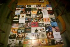 Lot de 400 CDSingle, CD Album Promo & Non Promo Rock, Dance, Pop, Variétés,....