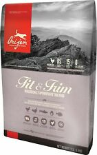 ORIJEN Fit & Trim Dry Dog Food (25 lb)