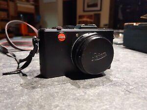 Leica D-LUX 5 10.1MP Digital Camera - Black