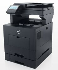 Dell Color Multifunction Laser Printer 36 ppm Duplex 1200 dpi Gigabit S3845cdn