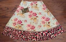 VHTF womens Matilda Jane Vintage Fall 2007 Woo Empress skirt  size M Medium EUC