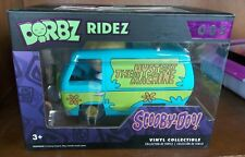 Dorbz Ridez Scooby-Doo The Mystery Machine W/ Fred 005 Excellent Condition Funko