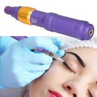 Electric Permanent Eyebrow Makeup/Body Tattoo Rotary Pen Machine Eyeline Lip Kit