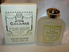 S M SM Santa Maria Novella CITTA DE KYOTO Perfume 3.3 OZ COLOGNE IRIS LOTUS