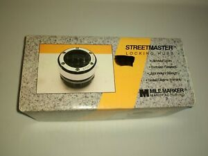 Mile Marker 302 Streetmaster Manual Lock Out Hub Dana 44 1/2 Ton K10 K20 F150
