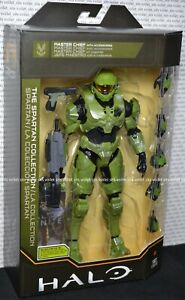 """Jazwares Wicked Cool Toys Xbox Halo Spartan Collection 7"""" Figure Master Chief"""