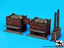 Blackdog Models 1/350 DOCKSIDE WAREHOUSES Set #2 Resin Set
