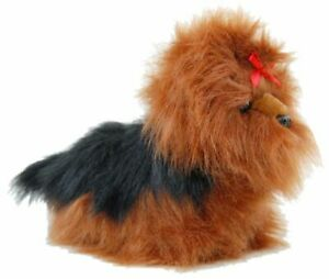 Yorkshire terrier. Very cute plush soft toy 20cm