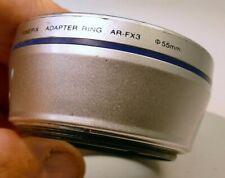 Adapter ring AR-FX3 from 46mm to 55mm Lens hood Shade fujifilm fuji Finepix