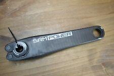 SRM Origin Look Trilobe Carbon Crank Arm Replacement Matte