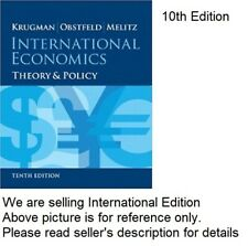 International Economics: Theory and Policy by Paul Krugman