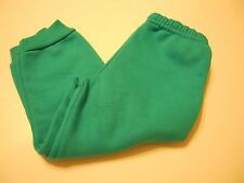 Girls Pants Size 5T Turquoise Fleece