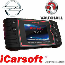 LATEST iCarsoft OP V2.0 -VAUXHALL OPEL Professional Multi Diagnostic Scan Tool