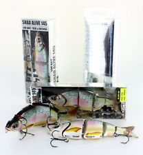 IZUMI Shad Alive 145 Floating,Slow sinking,Fast sinking fishing lure Hard Bait