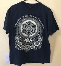 OBEY COALITION OF UNITED ART WORKERS t-shirt SIZE M