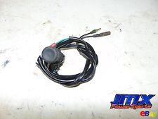 2003 Yamaha YZ250 Kill Switch, On/Off Button, Killswitch, Stop, OEM 03 YZ 250