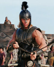 BRAD PITT 8X10 CELEBRITY PHOTO PICTURE HOT SEXY ACHILLES IN TROY 15