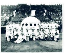 1936  KANSAS CITY BLUES 8X10 TEAM PHOTO  BASEBALL MISSURI USA