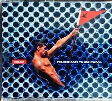 Frankie Goes To Hollywood ‎– Relax - Six Mixes CD Single - FGTH1CD