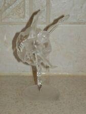 """Swarovski Crystal Ballerina Figurine 5 1/4"""" Excellent Condition"""