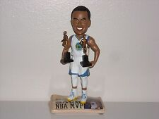 STEPHEN CURRY Golden State Warriors Bobble Head 2016 Back to Back MVP Trophy NIB