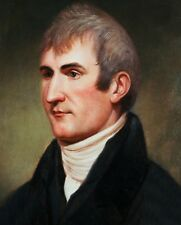 New 8x10 Photo: Meriwether Lewis of Lewis & Clark Expedition, Corps of Discovery