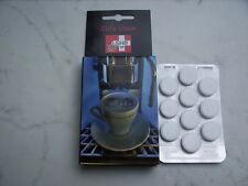 20 Reinigungstabletten  SHB Swiss Cafe Clean für alle Modelle geeignet zB NIVONA